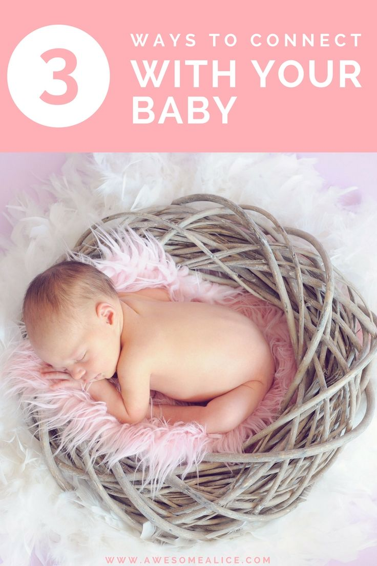 Some parents feel love for their newborn baby the minute he or she is born. But for others, it can take time. How to develop a strong bond with your baby