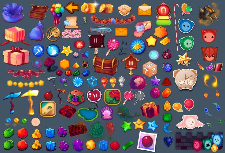 Game items list 1 by Simjim91.deviantart.com on @deviantART