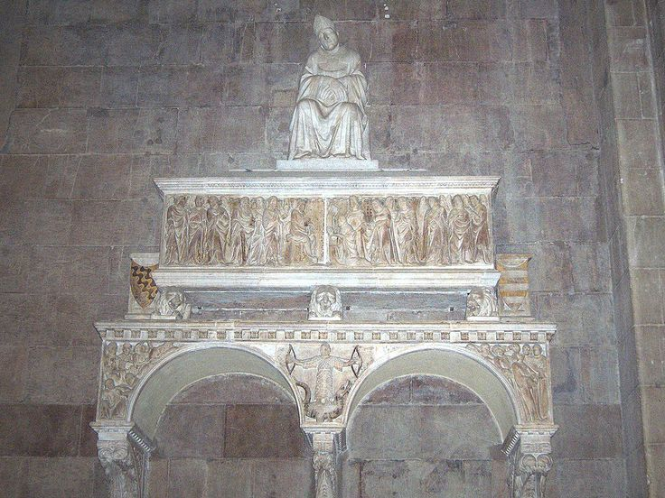 Firenze.Duomo.monument - Tino di Camaino - Tomb of Antonio d'Orso. Wikipedia, the free encyclopedia.