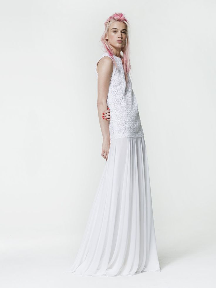 Houghton Clematis Gown #houghton #houghtonnyc #houghtonbride