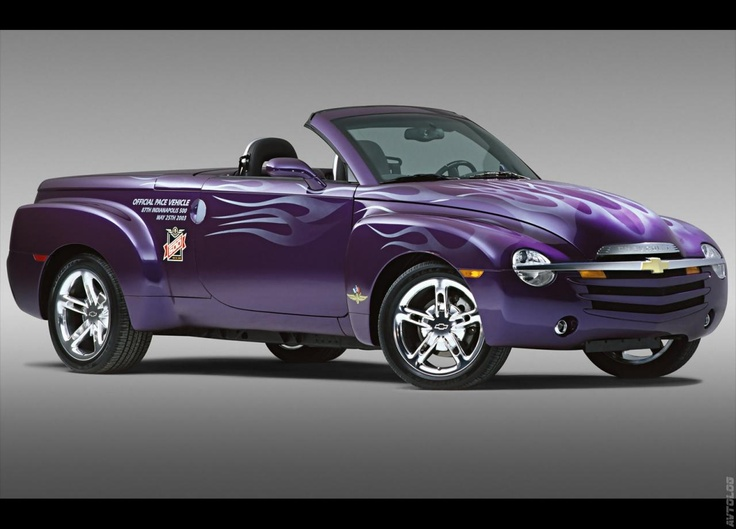 2003 Chevrolet SSR Indy 500 Pace Vehicle // Indie Clothing Brands & UK Streetwear || AcquireGarms.com