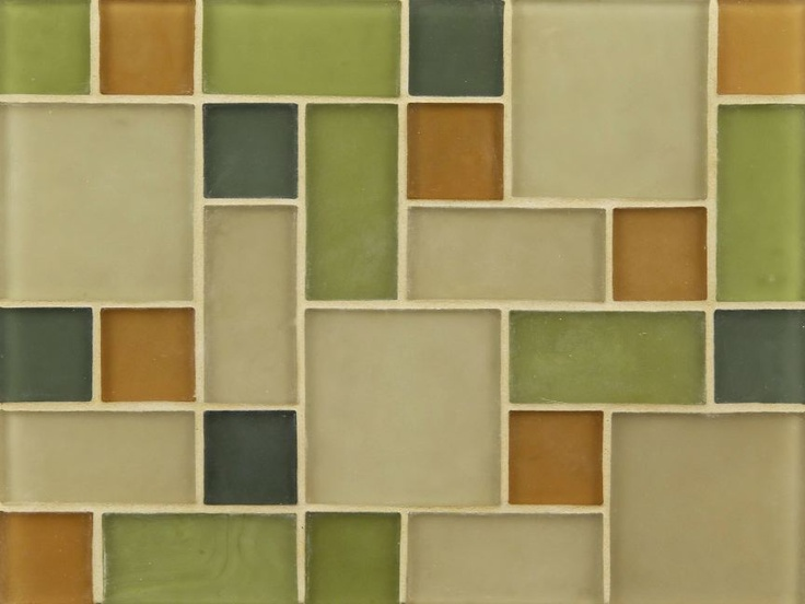 craftsman tile from mosaicsource.com