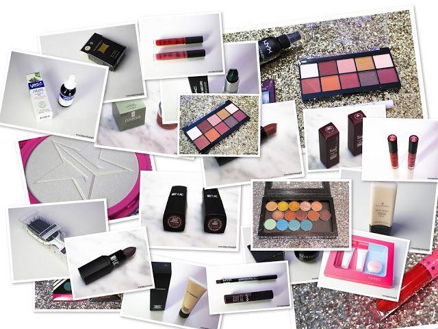 Babyredvamp Makeup: Haul degli Ultimi Mesi (NYX, Jeffree Star, Illamas...