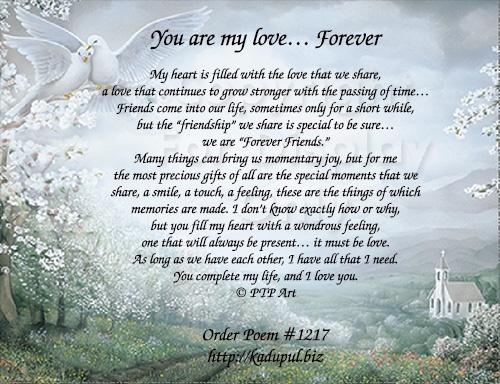 lesbian wedding vow poems