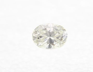 0.21 Carat H Color VVS2 Oval Buy Loose Diamond For Ring 4.58X3.27mm