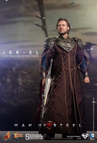 Sideshow Collectibles - Man of Steel: Jor-El Sixth Scale Figure
