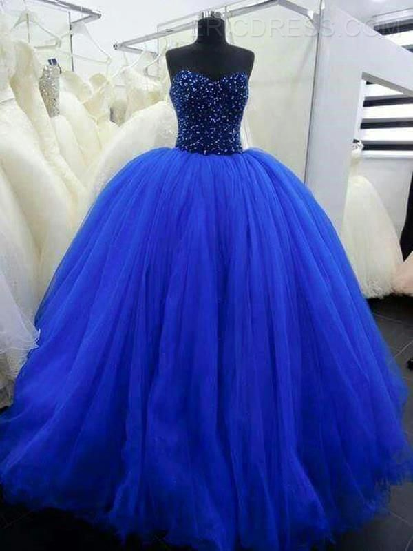 44bf53f37f ericdress.com offers high quality Ericdress Sweetheart Floor-Length Sequins Ball  Gown Quinceanera Dress Quinceanera Dresses unit price of   153.63.
