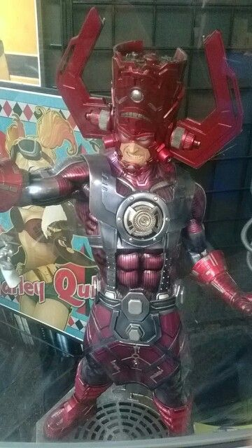 Galactus ¤° at DarkHorse Comics at Universal Studios CA ...2014