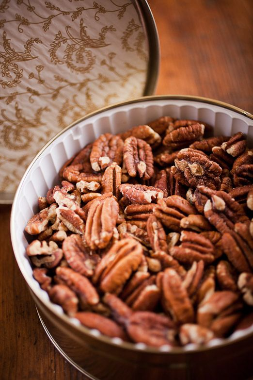Superior Pecans from Bourbon and Boots for my mom so she can make her amazing candied pecans.