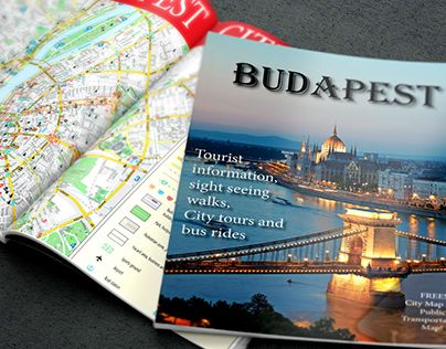 """Check out new work on my @Behance portfolio: """"Budapest tourism brochure"""" http://be.net/gallery/32411931/Budapest-tourism-brochure"""
