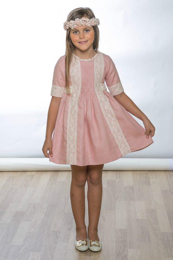 720 best vestidos niña images on Pinterest | Ropa niña, Moda de ...