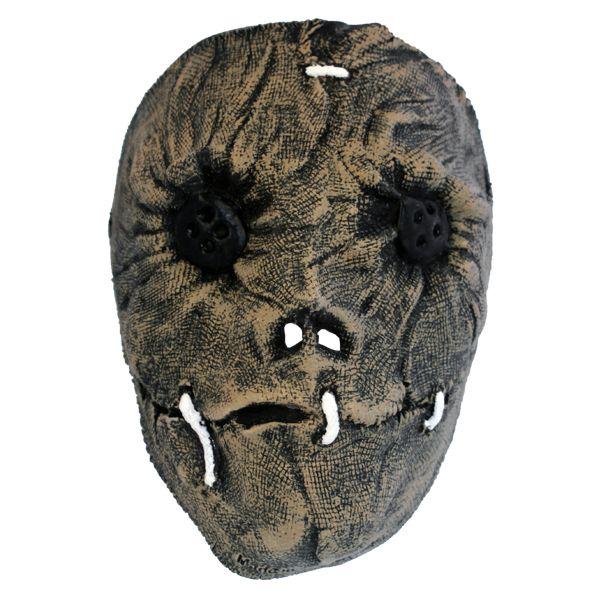 Fugleskremsel silly maske - Skumle halloween masker