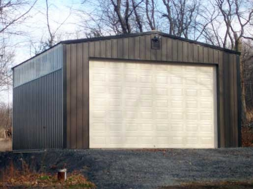 Pole Barn 20x40 What S Inside 2 Clean Rooms That Can