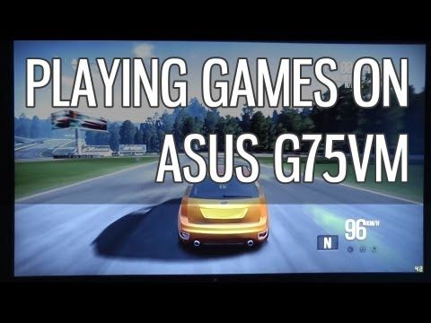 Asus N56VM / N56VZ review - gaming, multimedia and more - YouTube