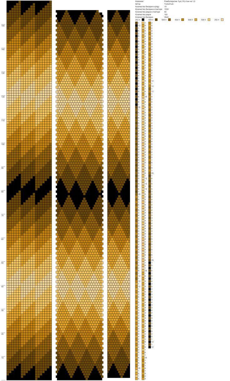 2036 besten Бисероплетение Bilder auf Pinterest   Muster ...