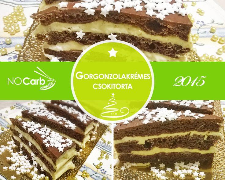 Gorgonzolakrémes csokitorta az ünnepekre! | Klikk a képre a receptért!