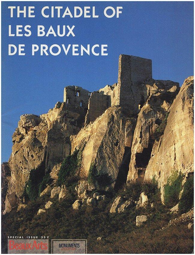 BEAUX ARTS: The Citadel of Les Baux De Provence (Beaux Arts 35F)