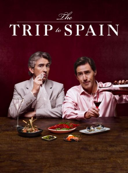 The Trip to Spain  (2017)  Steve Coogan and Rob Brydon embark on a trip to Spain, sampling local cuisine and trying to one up each other by doing impressions of famous people. From the same people who gave us The Trip (2010) and The Trip to Italy (2014).  https://lastonetoleavethetheatre.blogspot.com/2017/07/dunkrik.html
