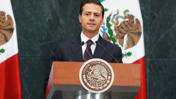 Mexico's President Enrique Pena Nieto canceled a meeting with U.S. President Donald Trump planned for next week as a dispute over Trump's border wall plan exploded into a showdown that threatens one of the world's biggest bilateral trading relationships.