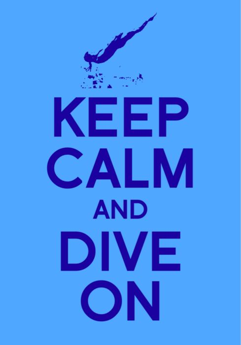 Dive on
