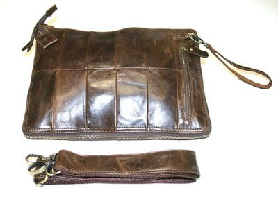 HOT SPECIAL: Boheme Leather Retro iPad Case/Folio NOW $100 (was $149.95) This stylish leather folio is perfect for travelling business people. It features a number of pockets and compartments to accommodate your phone, wallet, pens, notebook, documents and even your iPad or tablet - you'll be prepared for anything!  #ipadcase #leatherbags #giftsformen