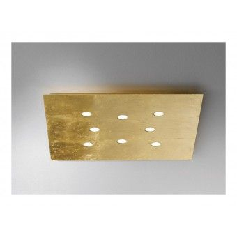 Icone Minitallux LED-Deckenleuchte Swing 8