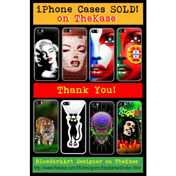 #iPhone #Cases Sold! on #The Kase ~ Thank You!  by #Bluedarkart