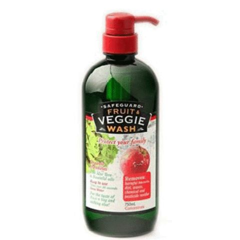 Get those waxes and pesticides off your fruit and veg. Fruit and vegetable wash – Evolution Emptor $10.95.