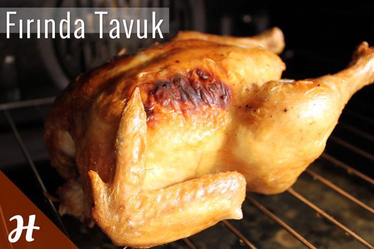 Fırında tavuk yapmak bu kadar zor mu?  Temel Mutfak Teknikleri, Tavuk bölümüne göz atın, siz karar verin: http://www.hobiyo.com/kurslar/temel-mutfak-teknikleri-k1