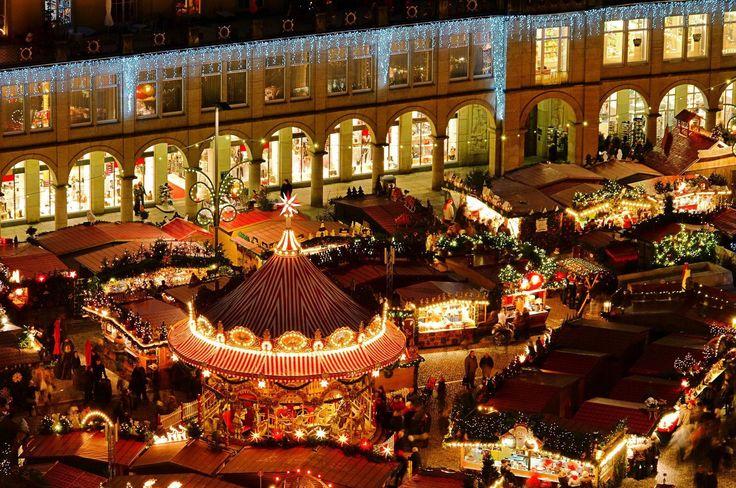 Dagaanbieding: 3 dagen Duitse gezelligheid tijdens de kerstmarkt in <b>Osnabrück</b> incl. ontbijt en vele extra's!