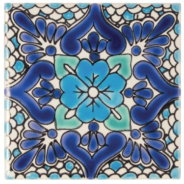 Rosas - Acapulco - Wall & Floor Tiles | Fired Earth