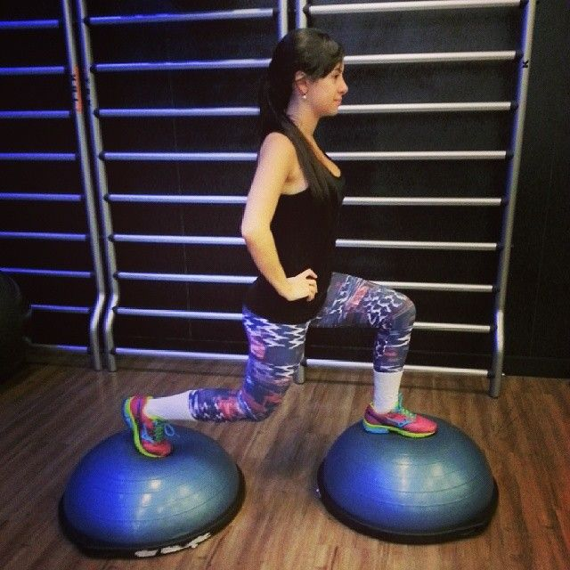 Bosu Ball For Beginners: 46 Best Images About Bosu Workouts On Pinterest
