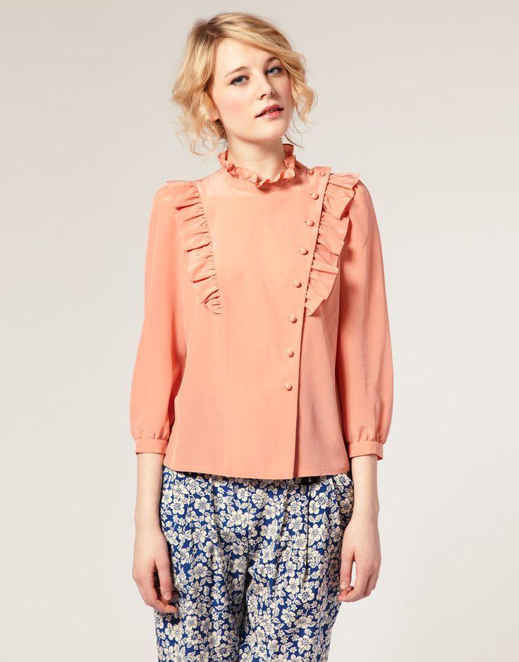 Sonia by Sonia Rykiel cute blouse