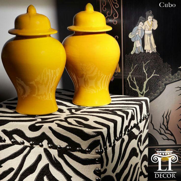 Diseños Exclusivos - 04 Cubo - Cebra -