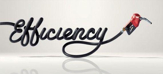 Toyota: Efficiency