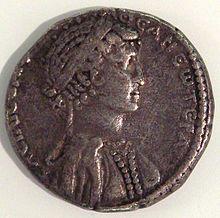 Cléopâtre VII , drachme - Syrie