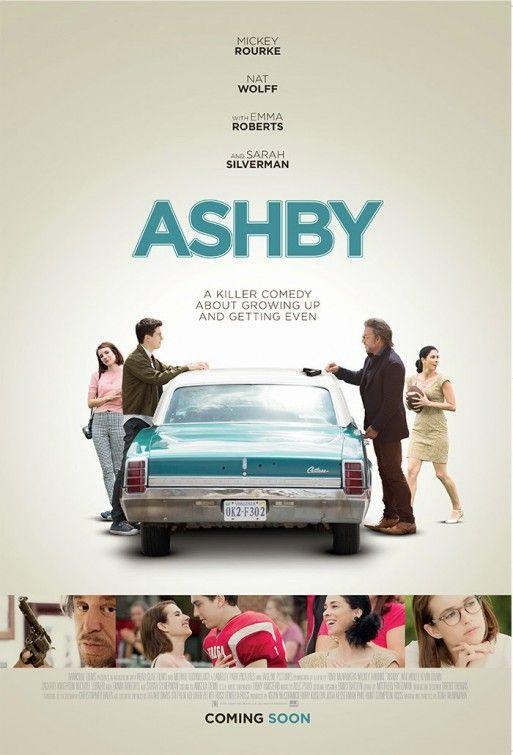 Ashby disturbingly delightful