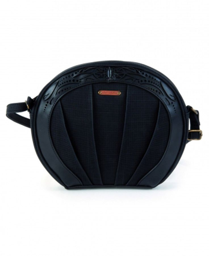 Bolso Skunkfunk Txell negro bag