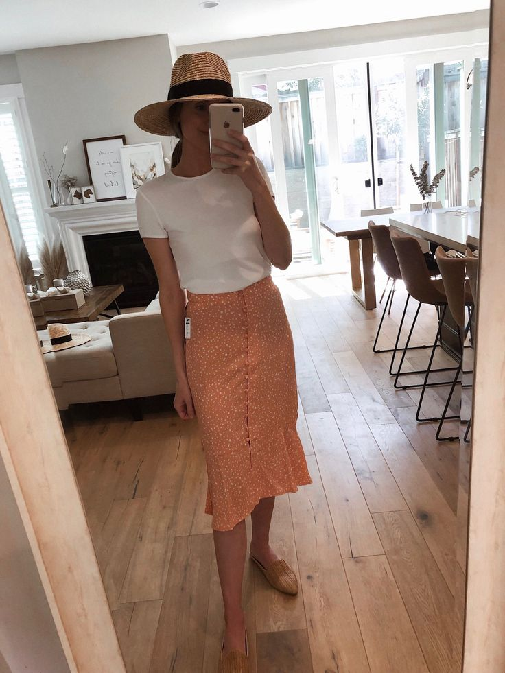 My Trunk Club Vacation Favorites — Girl Meets Gold  vacation outfits casual, mexico vacation outfits, printed midi skirt with white tee, midi skirt outfits, women's style, summer style, summer outfits casual, classic style, Spring capsule collection