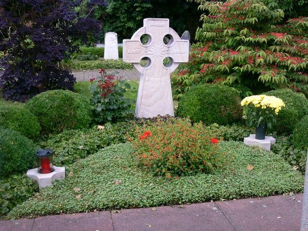 Grabgestaltung - Friedhofsgärtner Michael Schulz in Havixbeck