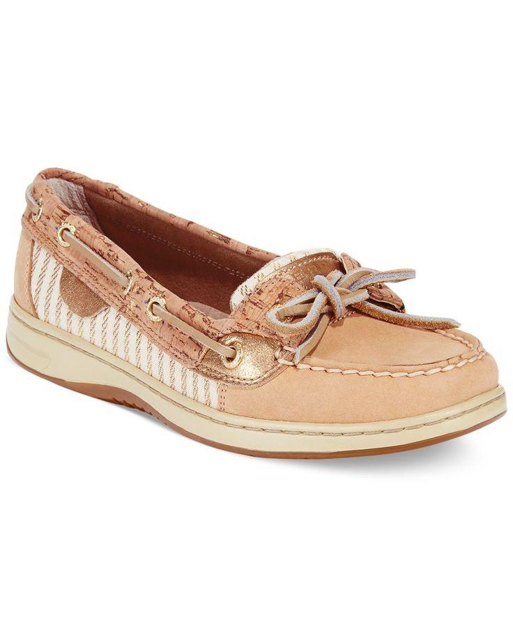 Sperry Boat Shoes Womens Site Macys Com