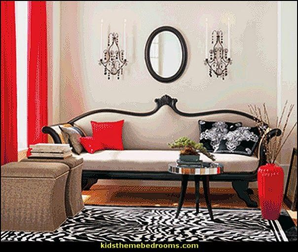 17 best ideas about zebra bedroom decorations on pinterest for Bedroom zebra decorating ideas