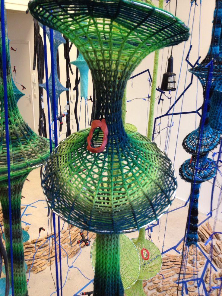 #wireworld #installation #karingerfen #stedelijkmuseumzwollle