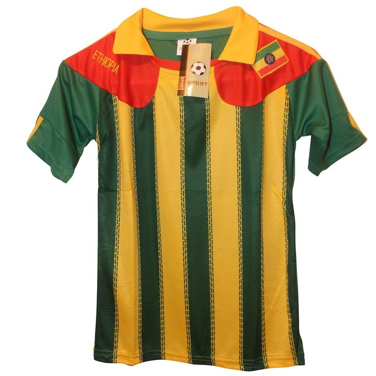 Ethiopia National Team Soccer Jersey Ethiopia Love Pinterest