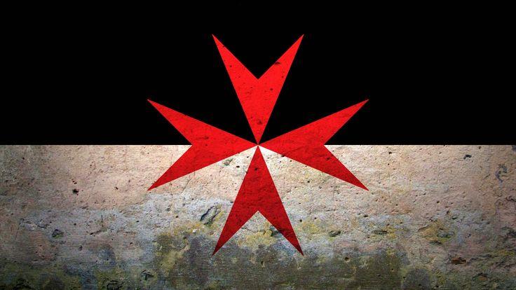 Cruz de Malta, fuerza y valentía en la piel - http://www.tatuantes.com/cruz-de-malta-fuerza-y-valentia-en-la-piel/
