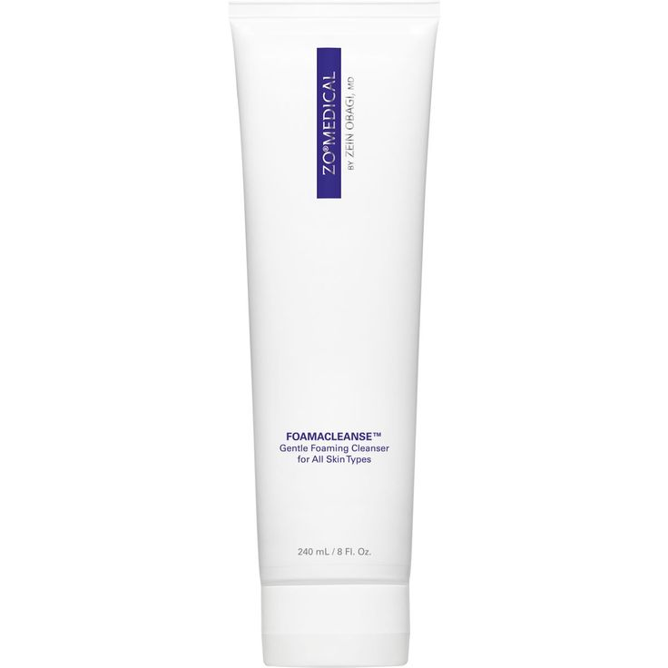 Gentle Foaming Cleanser for All Skin Types  Foamacleanse is a gentle foaming cleanser designed to remove impurities, deep clean pores and leave the skin feeling refreshed, clean and hydrated.