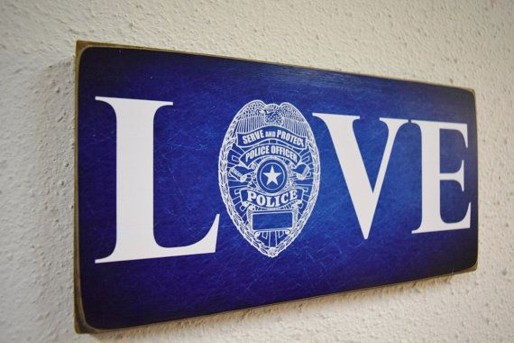 Police Police Gift Police Officer Policeman Gift by Herosigns