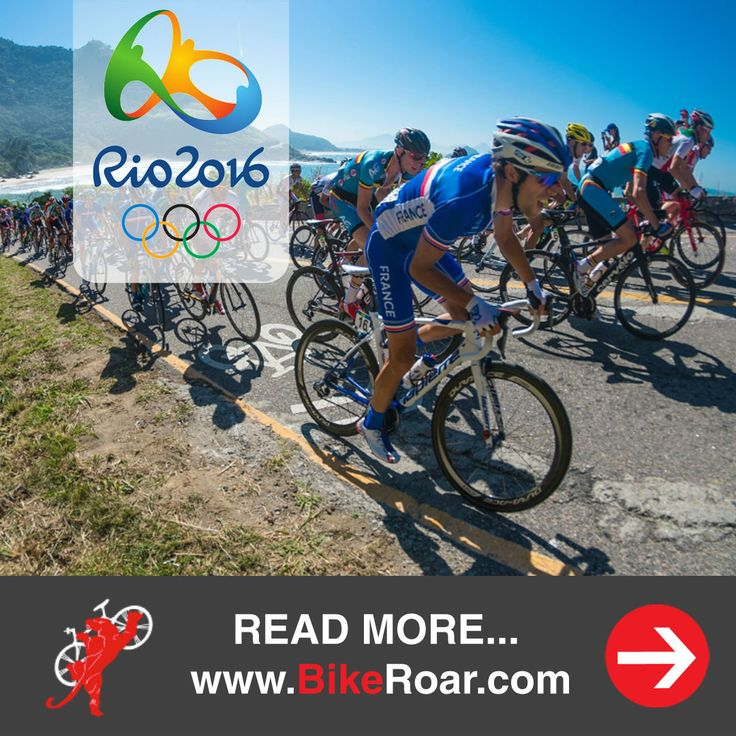 #Rio2016 - Olympic Cycling at its best - 14 days of the most exciting cycling all year is coming! 🏅   LEARN MORE: http://roa.rs/2anJAhb?utm_content=bufferd9f16&utm_medium=social&utm_source=pinterest.com&utm_campaign=buffer.   _ #rio2016 #olympics #cycling #rio #riodejaneiro #goforgold