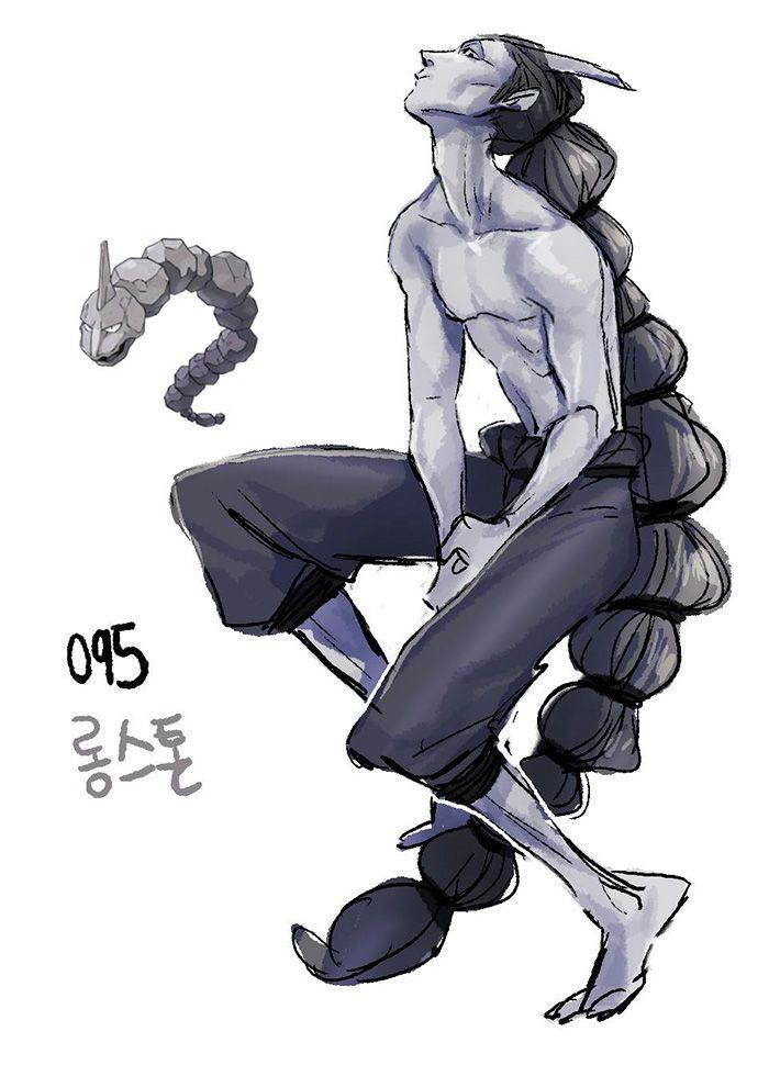 O Pokémon GO trouxe os amados personagens do desenho animado para mais próximo da realidade, mas não o suficiente para a ilustradora sul-coreana Tamtamdi, que está dando formas humanas a eles. A ar…