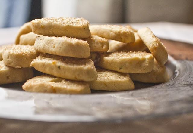Orange Rosemary Cookies | Gluten Free Sweets | Pinterest